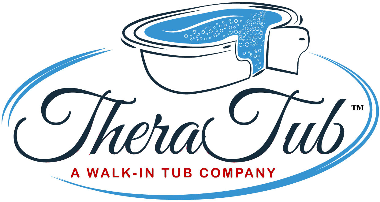 theratub's walk-in bath tubs logo picture