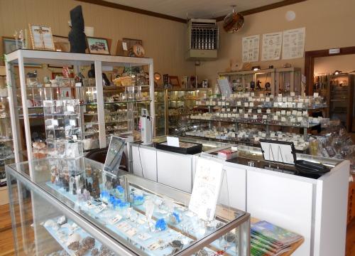 Inside Tops Store