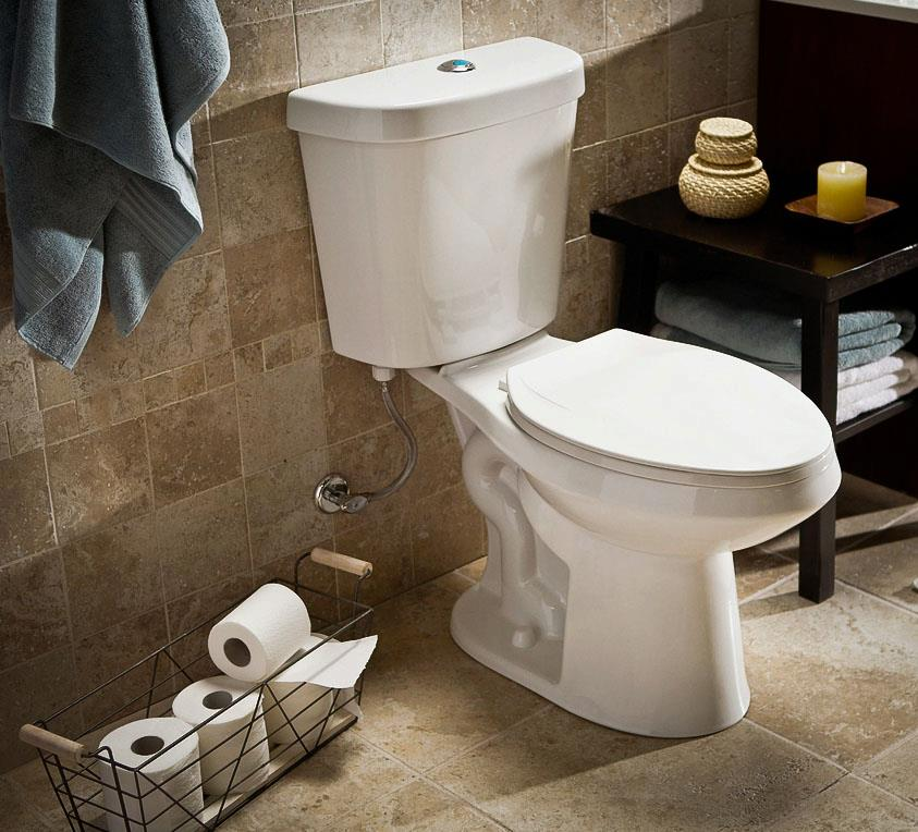 Water closet, toilet, commode,