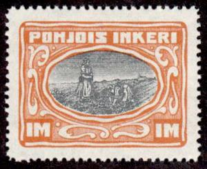 North Ingermanland Stamps
