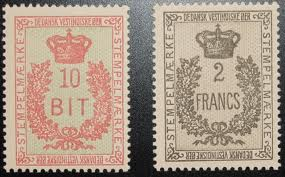 Danish West Indies #1, 4