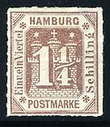 Hamburg #24 Reprint