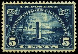 United States Huguenot-Walloon Stamp