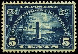 United States #616 Mint