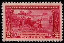 United States #618 Mint