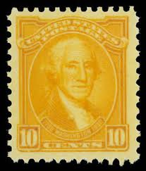 United States Washington Bicentennial Stamp Set