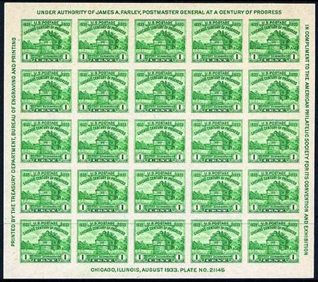 United States #730 Mint