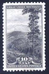 United States National Parks Stamp Set