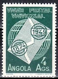 Angola #327