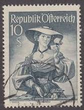 Austria #556