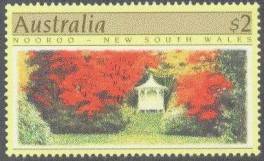 Australia #1132-35