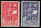 Belgium #B545-6