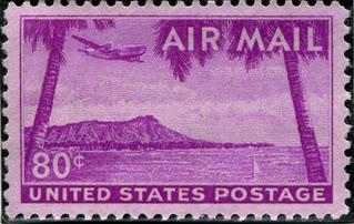 United States #C46 Mint