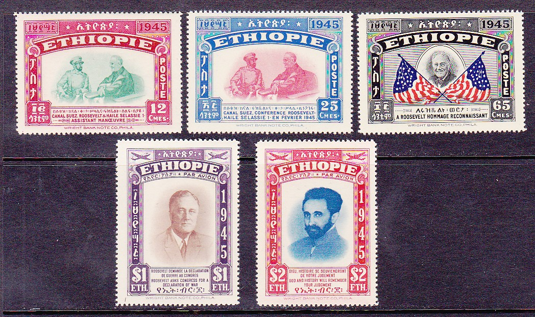 Ethiopia Americana Set