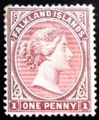 Falkland Islands #5b