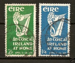 Ireland #147-8