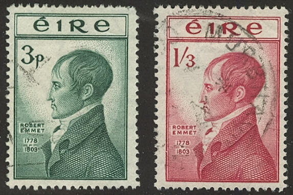 Ireland #149-50