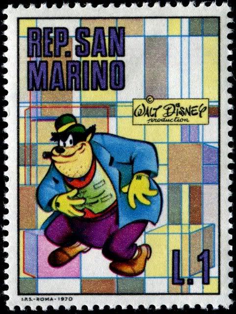 San Marino #736-45