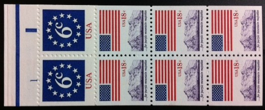 United States #1893a