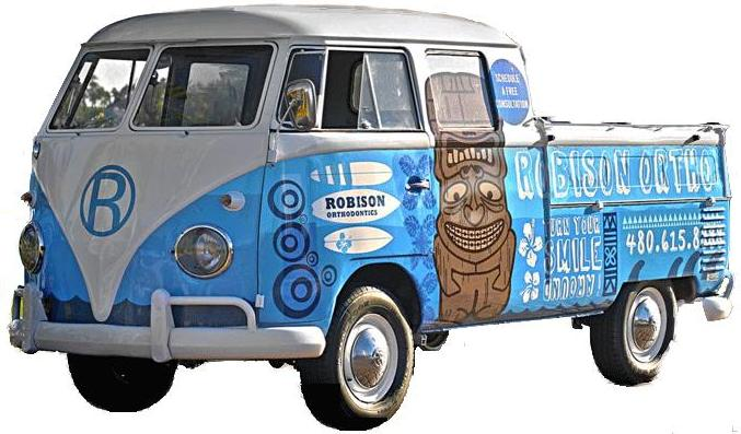 Robison Orthodontics Tiki Mobile