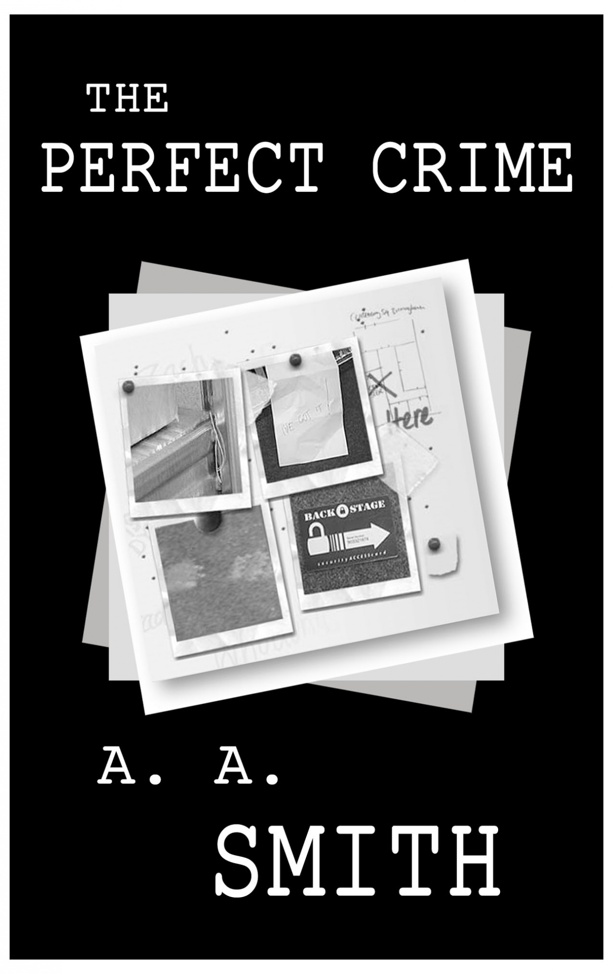 The Perfect Crime - Ebook