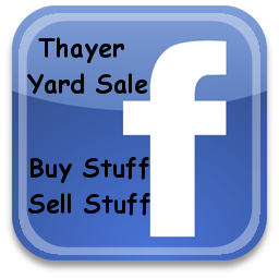 Thayer/Mammoth Spring Live Yard Sale