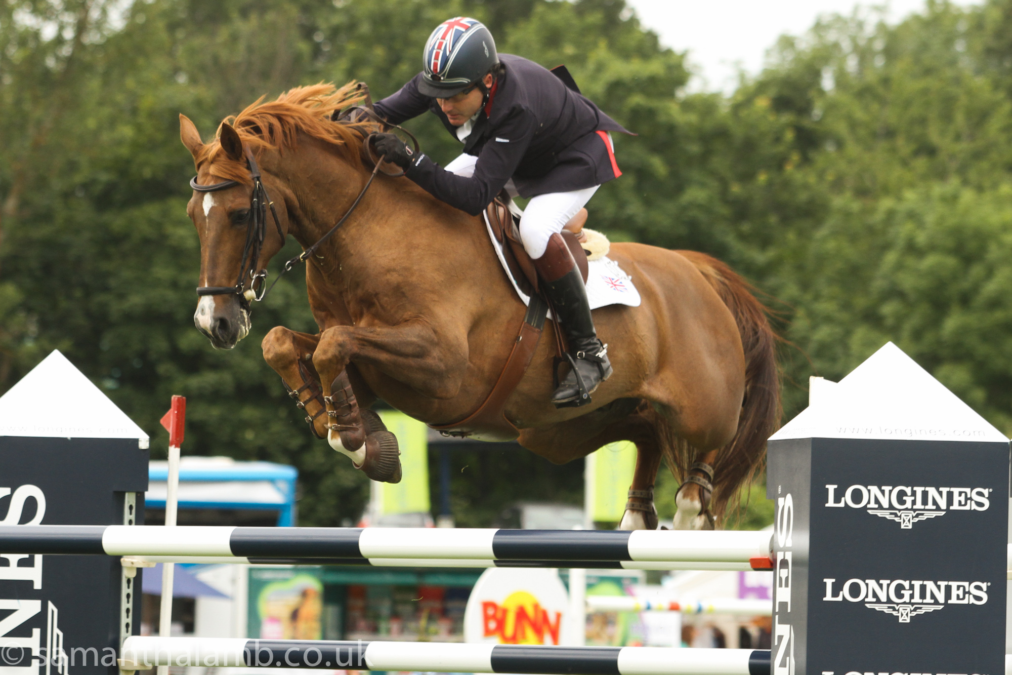 Longines Royal International Horse Show, image Samantha Lamb