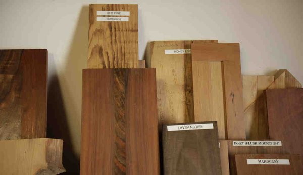 Reclaiming Wood Materials