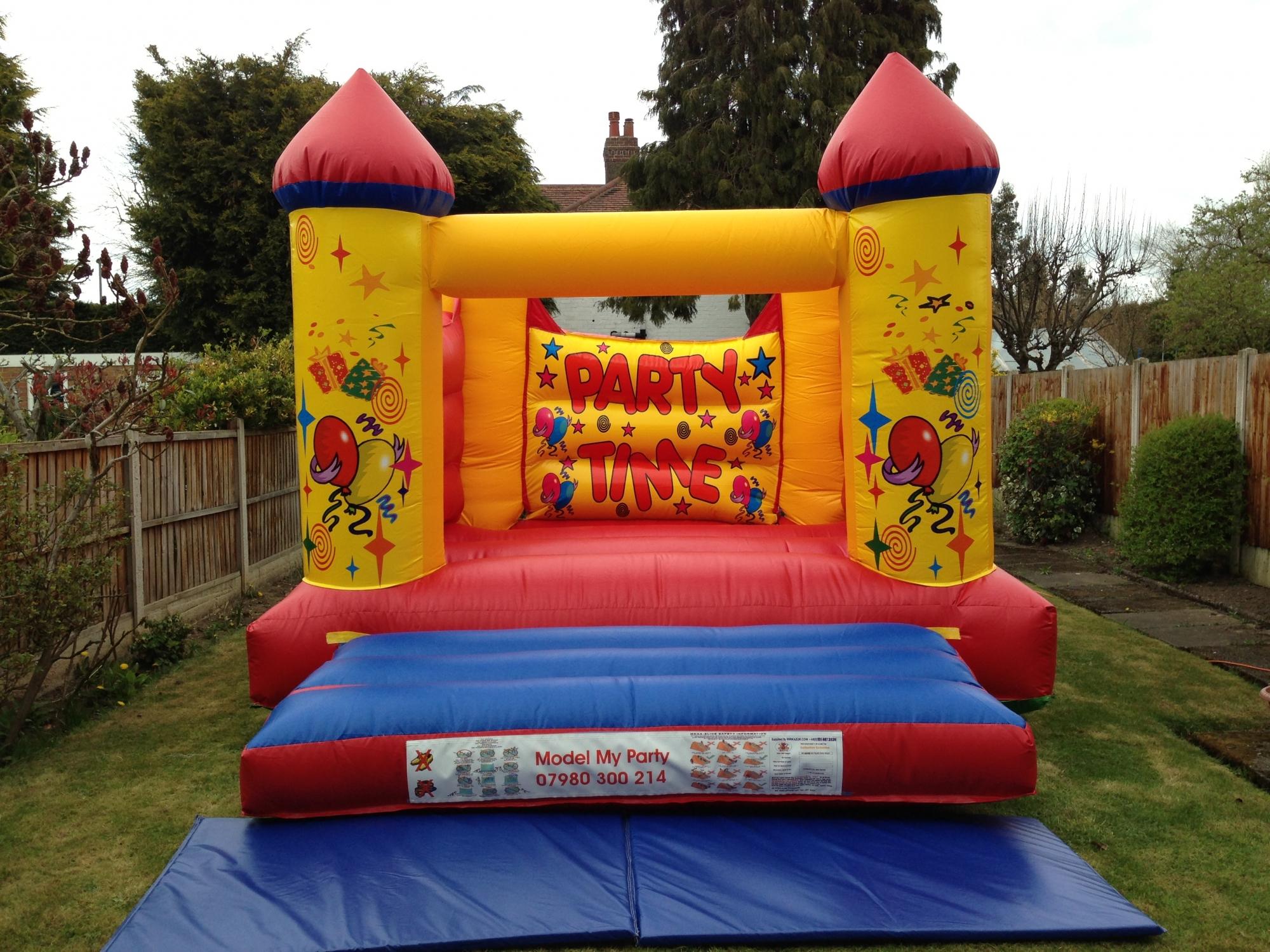kids bouncy castle hire birmingham
