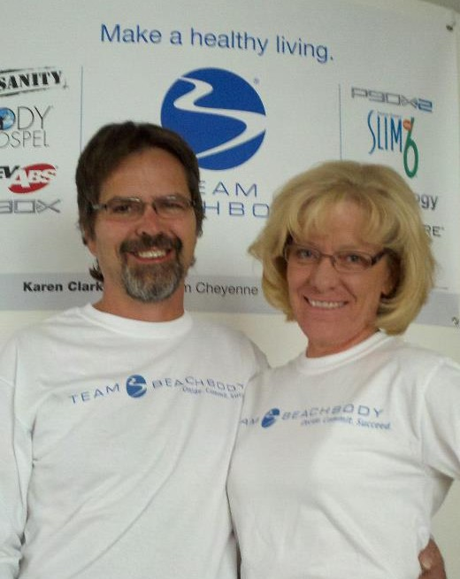 Dan and Karen Bond, Ownerss of 007 Extreme Fitness