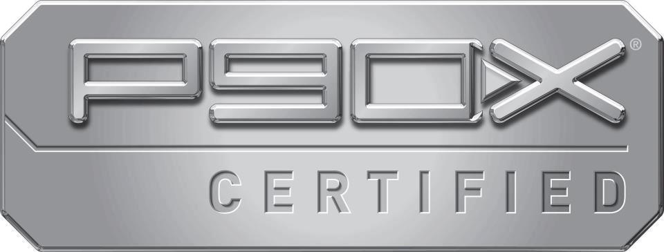 Karen is P90X Certified