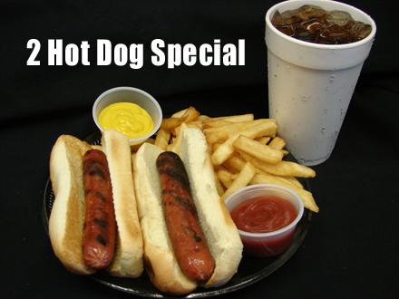 MoJo's Monday Special $4.99