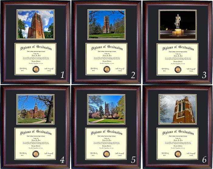 michigan state university photo options - Michigan State Diploma Frame