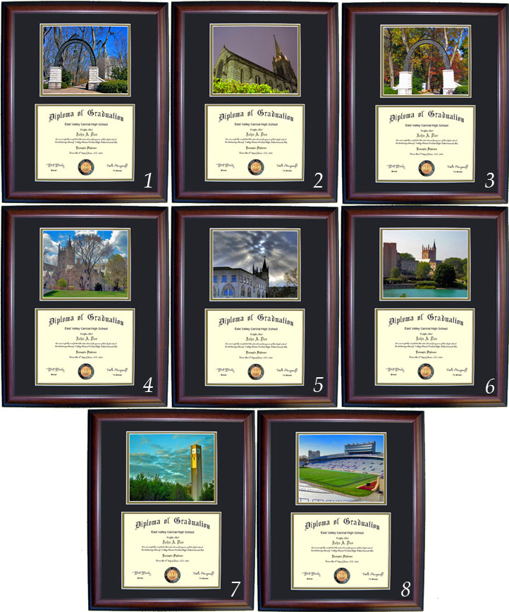 Executive Diploma Frames - All frames $99 - Northwestern University