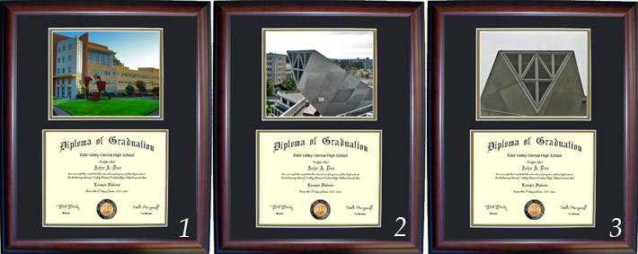 Executive Diploma Frames - All frames $99 - San Francisco State ...