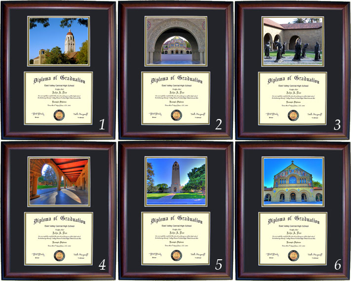 Executive Diploma Frames All Frames 99 Stanford