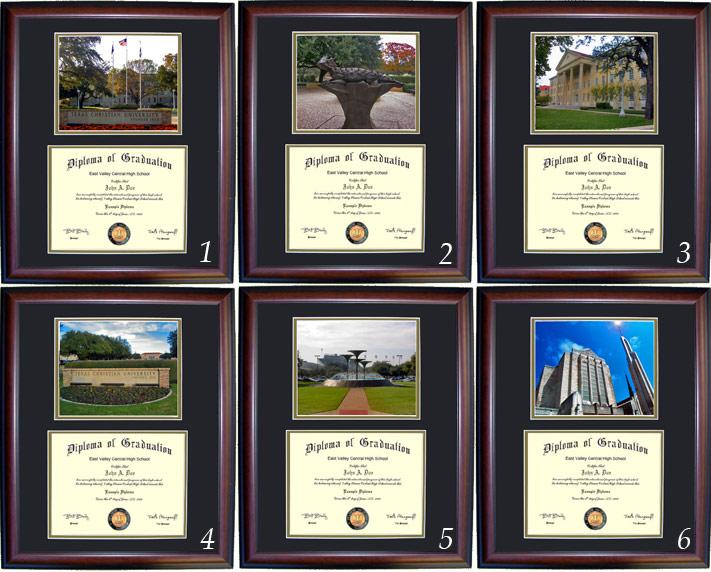 Executive Diploma Frames All Frames 99 Texas