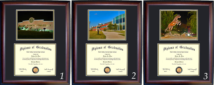 Executive Diploma Frames - All frames $99 - Western Michigan University
