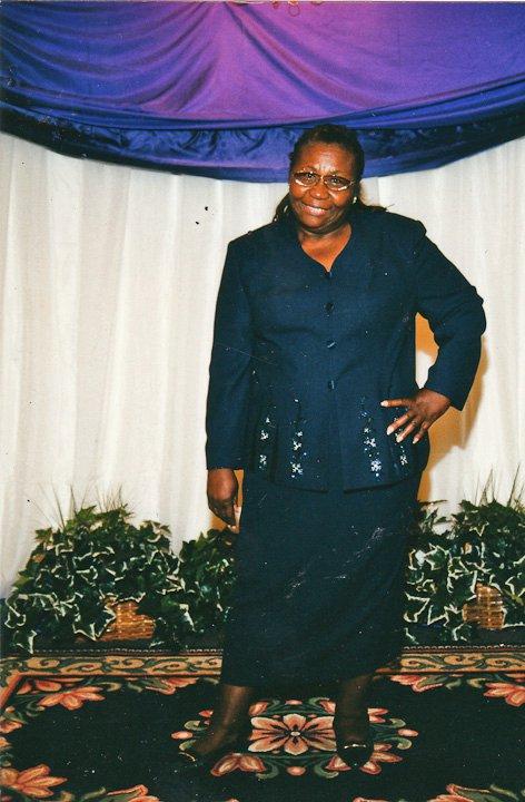 Elder Jessie Mae Lester APIC
