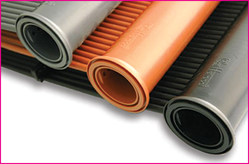 Heliocol solar pool heating panels are available in three colors to match your roof surface.
