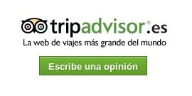 Escribe tu opinion en Tripadvisor