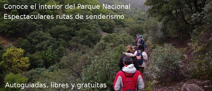 Rutas y senderismo en Cabañeros