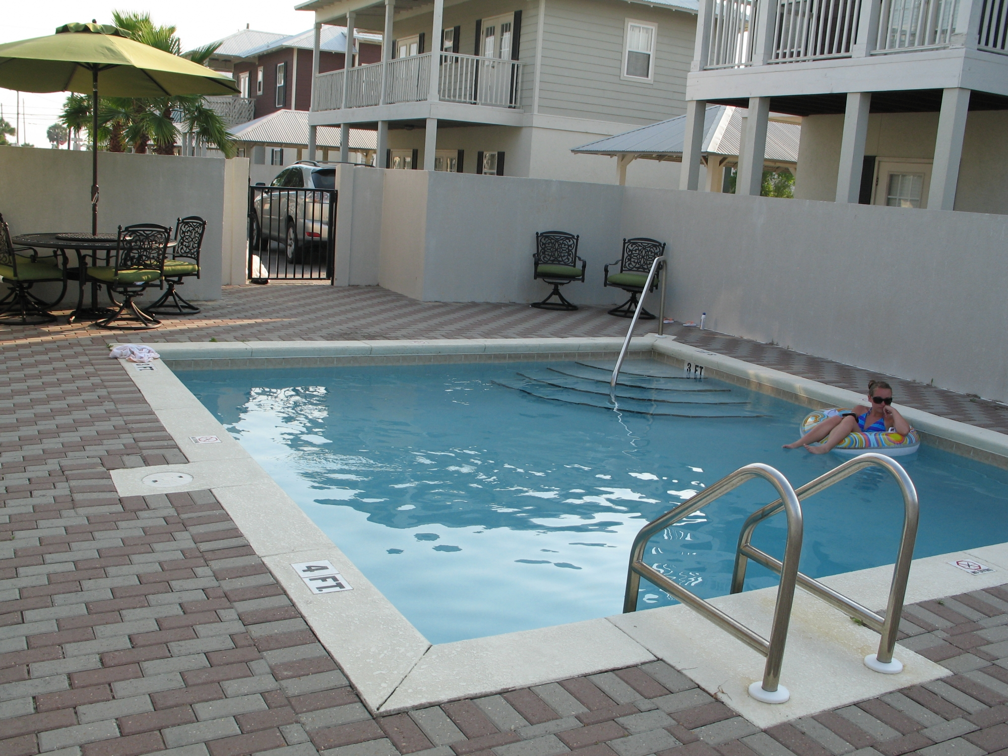 Panama City Beach Vacation Rental Gulf View Beach House