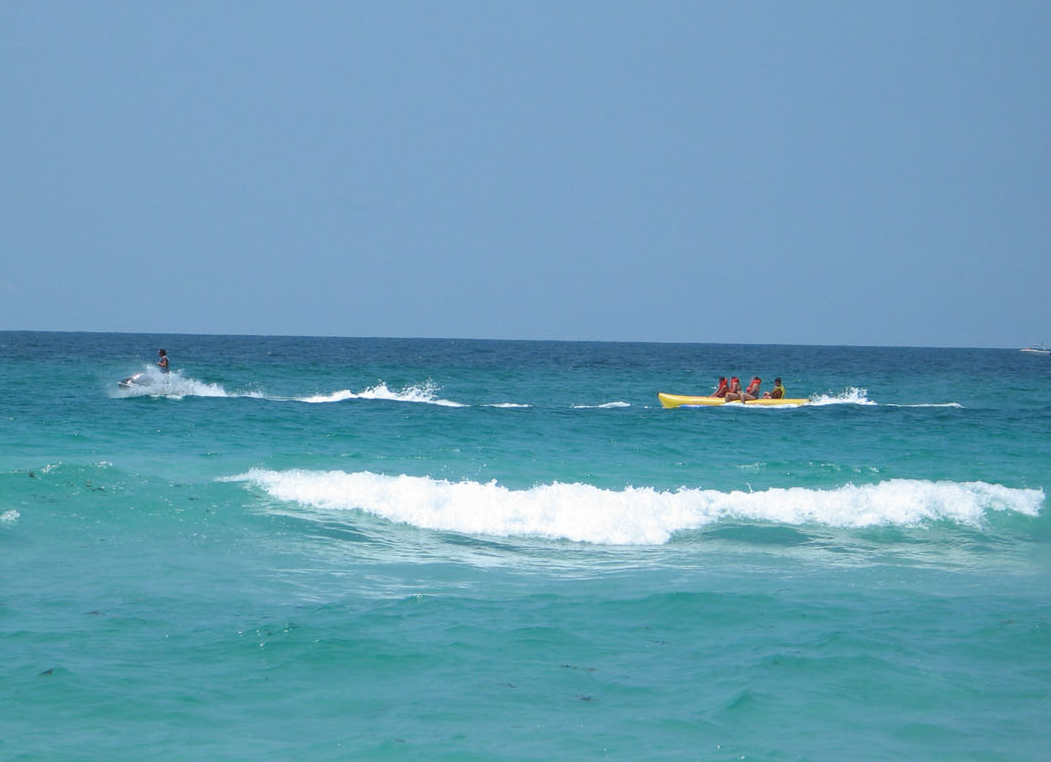 Panama City Beach Vacation Rental Gulf View Beach House