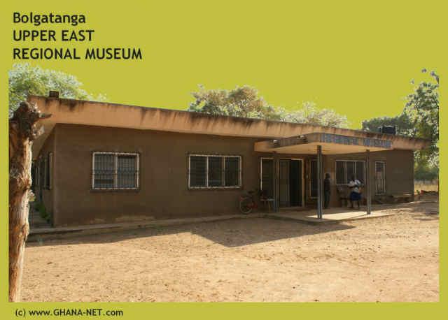 Upper East Regional Museum, Bolgatanga