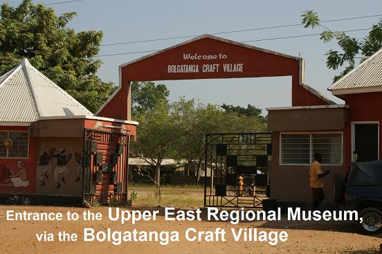 Bolgatanga, Arts Centre, Museum