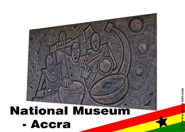 National Museum of Ghana, Accra