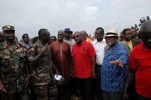 Melcom disaster: Those whose negligence caused this will pay! Mahama swears