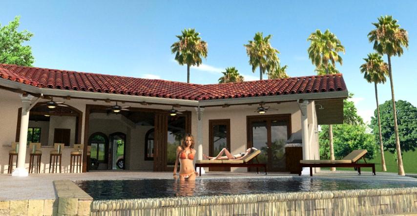 Planos de casas modernas en costa rica imagui - Fotos de casas preciosas ...