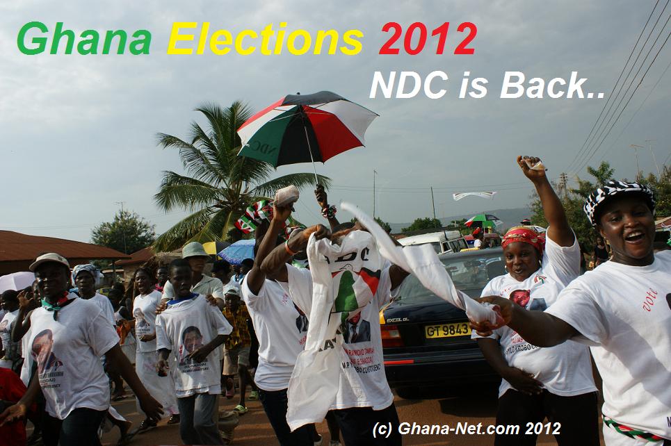 Ghana Election 2012